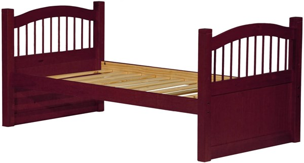 Palace Imports York Solid Wood Twin Captain Beds PIF-223-KB-VAR