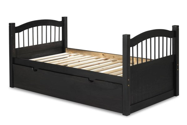 Palace Imports York Solid Wood Captain Trundle Beds PIF-2236-CBT-VAR