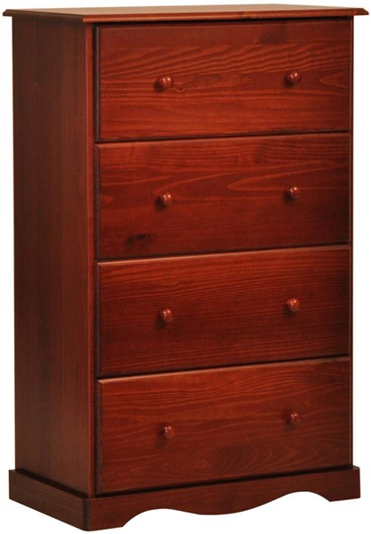 Bronx Solid Wood Super Jumbo 4 Drawers Chests PIF-534-DC-VAR