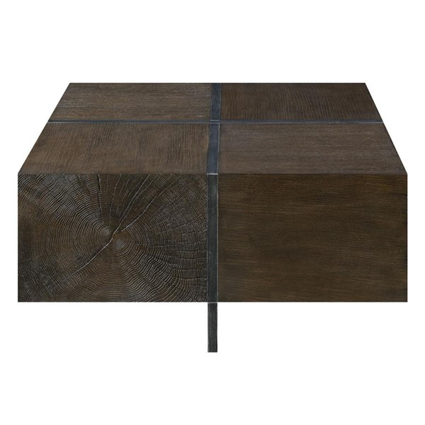Picket House Elliot Cherry Square Coffee Table PKT-CCB100SCTE