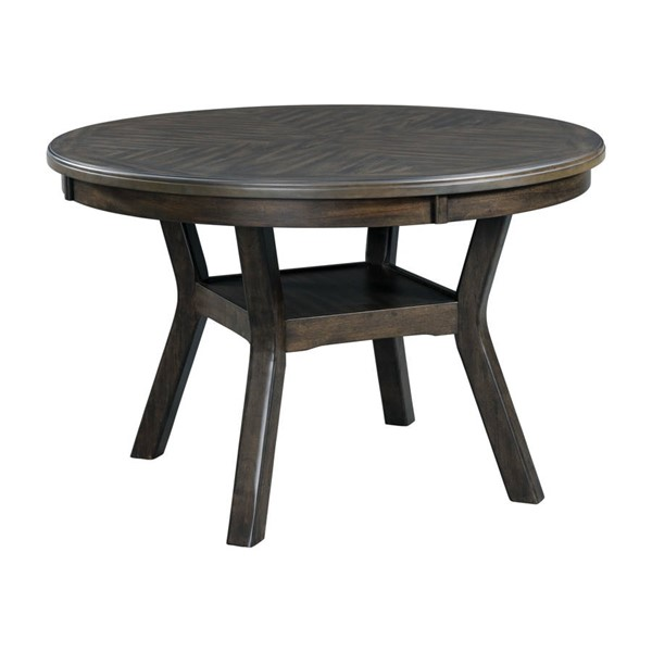 Picket House Taylor Walnut Standard Height Dining Table PKT-DAH500DT