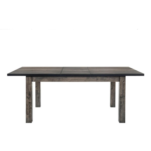 Picket House Grayson Grey Oak Rectangle Dining Table PKT-DNH100DT