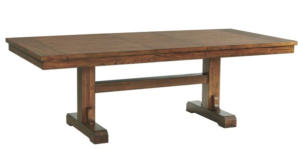 Picket House Sultan Antique Oak Dining Table PKT-DSL100DT