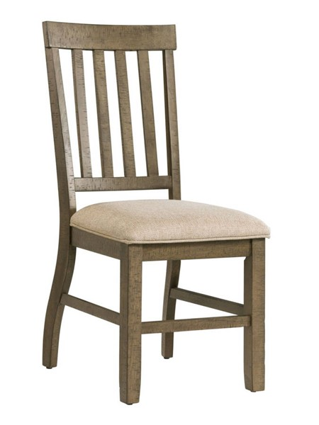 2 Picket House Stanford Grey Standard Height Side Chairs PKT-DST300SC