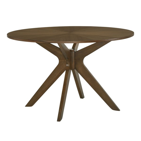 Picket House Wynden Walnut Wood Dining Table PKT-DWT100DT