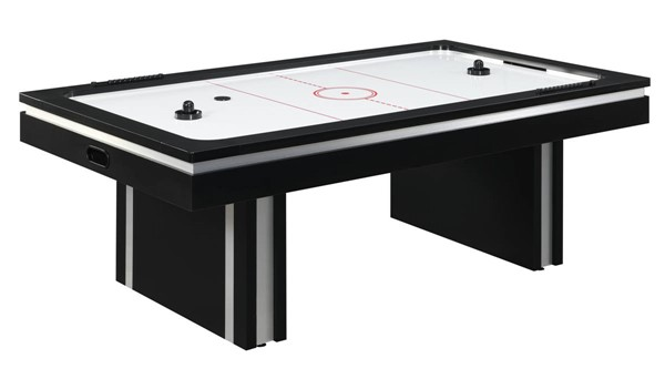 Picket House Westbrook Black Air Hockey Table PKT-GTCD100HTE