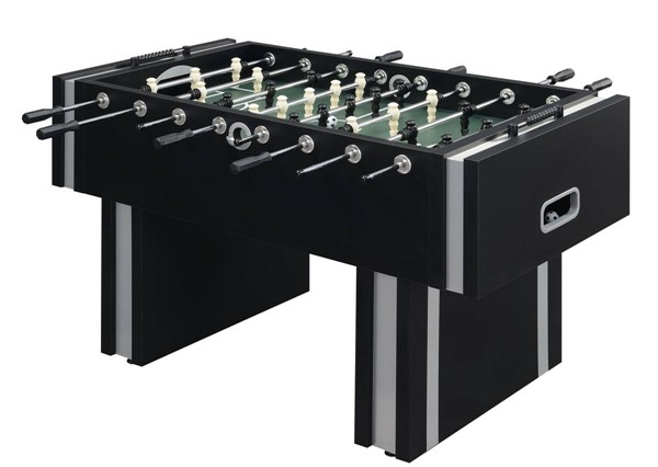 Picket House Nix Black Foosball Table PKT-GTCL100FTE