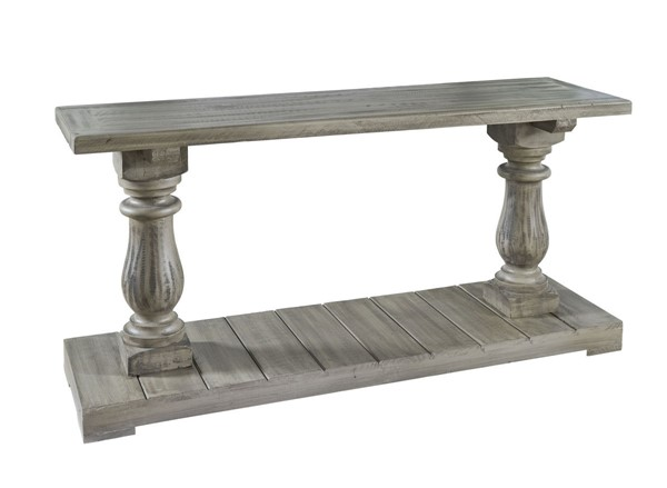 Picket House Baxter Smoke Grey Sofa Table PKT-MAIV300ST