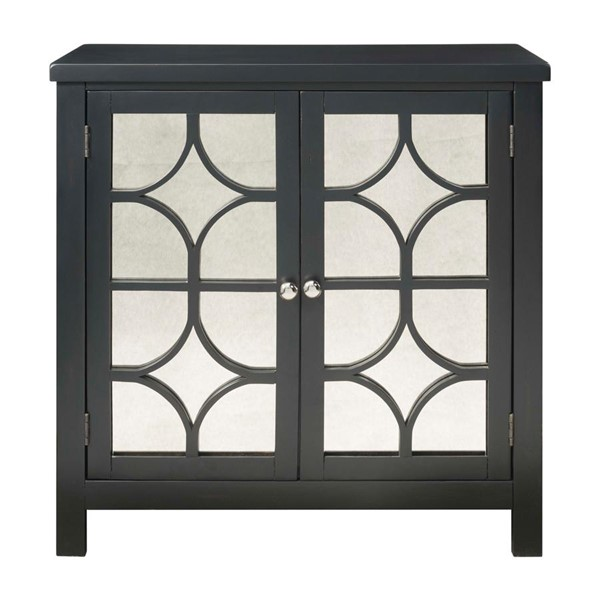 Picket House Harlow Wood Antique Black Accent Chest PKT-THS800ACO