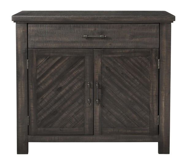 Picket House Paige Gray Solid Wood Accent Chest PKT-TPK400ACO