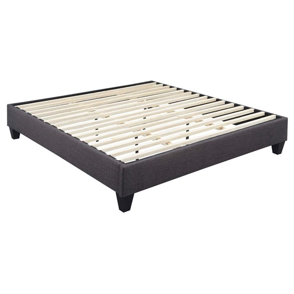 Picket House Abby Fabric Platform Beds PKT-UBB090-BED-VAR
