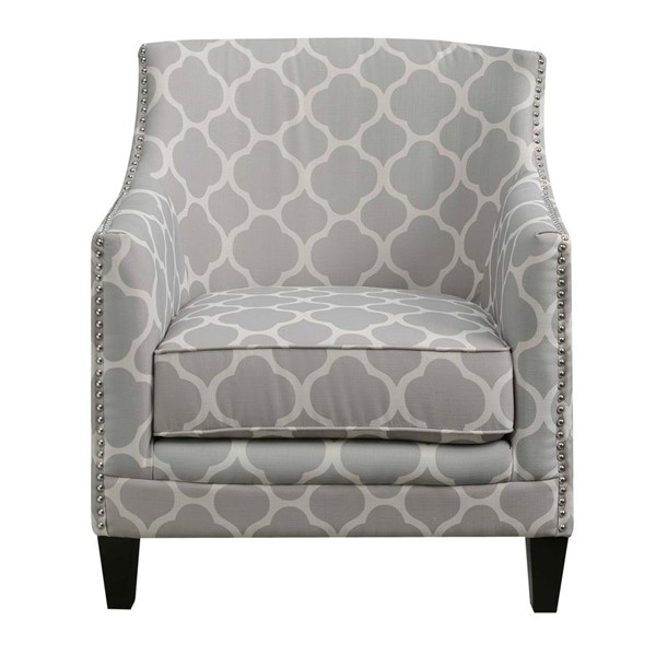 Picket House Deena Dove Fabric Accent Chair PKT-UDH705100CA