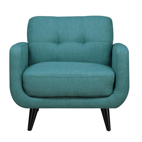 Picket House Hailey Teal Fabric Chair PKT-UHD087100