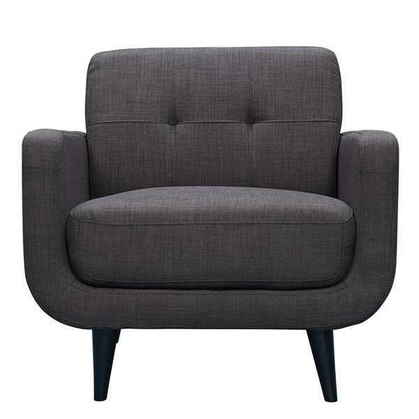 Picket House Hailey Charcoal Fabric Chair PKT-UHD090100