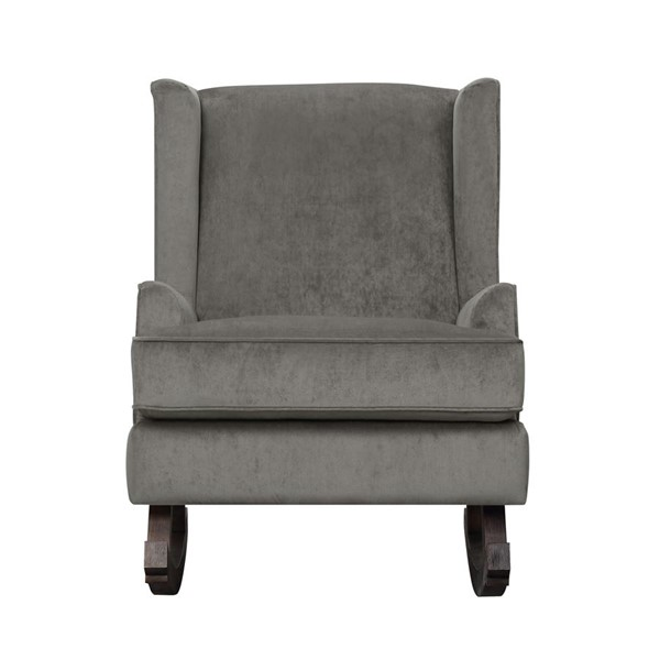 Picket House Lily Granite Fabric Glider Chair PKT-USS043101G