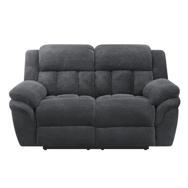 Picket House Celeste Carbon Power Motion Loveseat PKT-UST1393205P