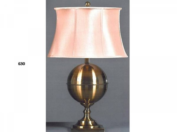 Brooklyn Lamps Metal/Antique Stain Brass Lamp PL-630