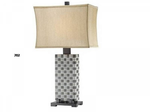 Brooklyn Lamps Poly Resin Painted Finish/Metal Base Lamp PL-702