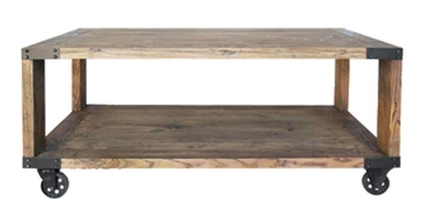 Primitive Collections Chadwick Rectangle Coffee Table PMT-PC2707110