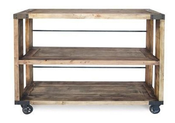 Primitive Collections Chadwick Rectangle Console Table PMT-PC2707010