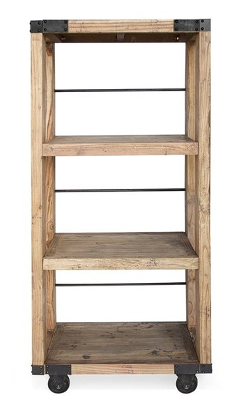 Primitive Collections Chadwick Modern 3 Shelves Pier PMT-PCIMG154010