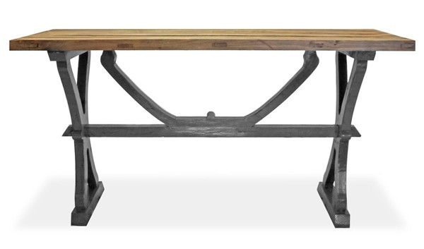 Primitive Collections Matteo Weathered Rectangle Console Table PMT-PCJJ30310