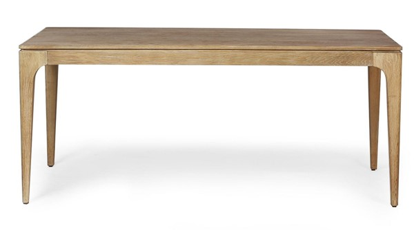 Primitive Collections Chestnut Natural Dark Brown Rectangle Dining Table PMT-PCKFZ0011810