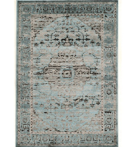 Primitive Collections Platinum Large Rug PMT-PCRUGPM1581