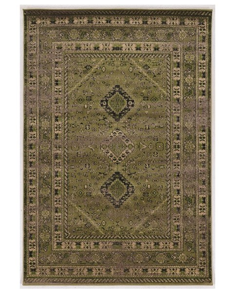 Primitive Collections Goravan Green Large Rug PMT-PCRUGSE128110