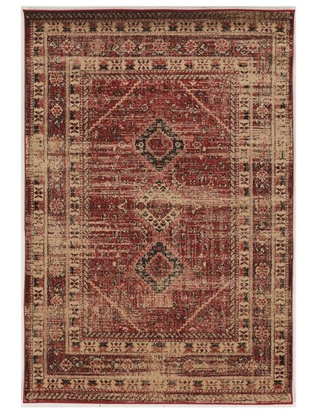 Primitive Collections Goravan Red Large Rug PMT-PCRUGSE158110