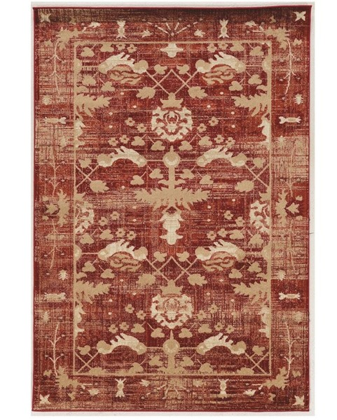 Primitive Collections Hamadan Red Large Rug PMT-PCRUGSE238110