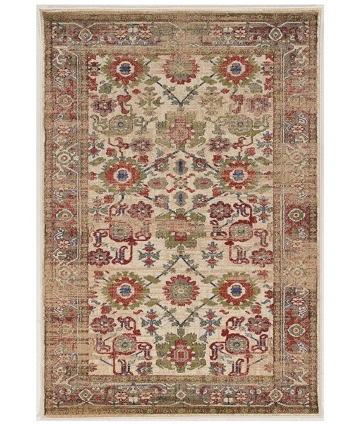 Primitive Collections Mahal Beige Small Rug PMT-PCRUGSE245810