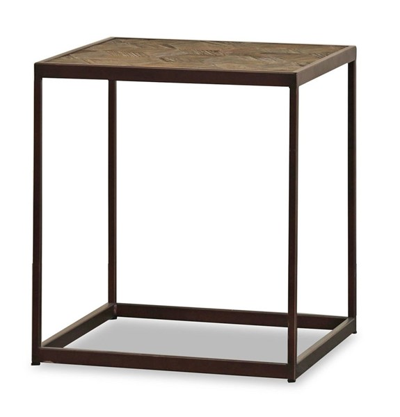 Primitive Collections West Wood Rectangle Side Table PMT-PCYKFV0150110
