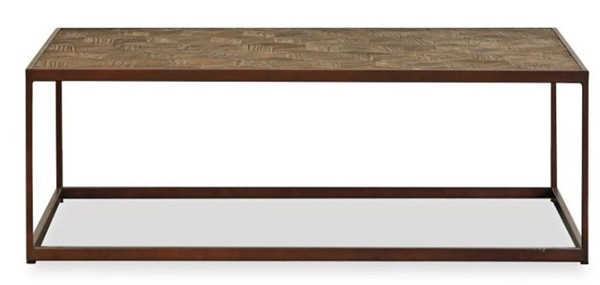 Primitive Collections West Wood Rectangle Coffee Table PMT-PCYKFV0150210