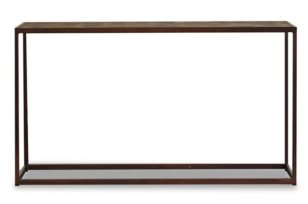 Primitive Collections West Wood Rectangle Console Table PMT-PCYKFV0150310