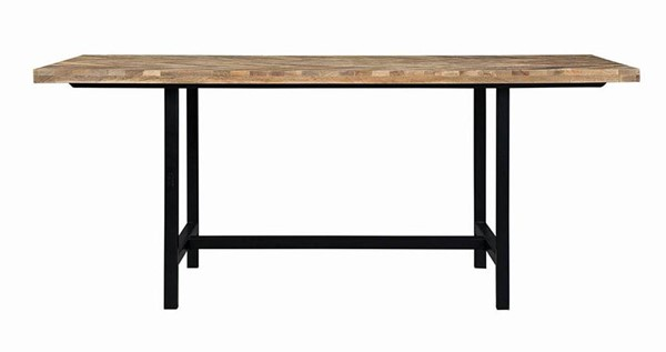 Primitive Collections Mozaic Reclaimed Rectangle Dining Table PMT-PC10756110