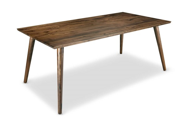 Poly and Bark Cleo Walnut Extension Dining Table PNB-PB-DI-446-WAL-EX