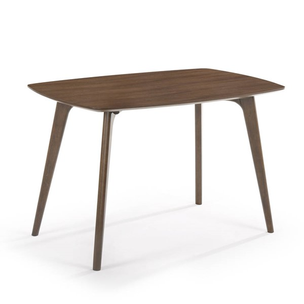 Poly and Bark Malain Walnut 47 Inch Dining Table PNB-PB-DI-T468-01