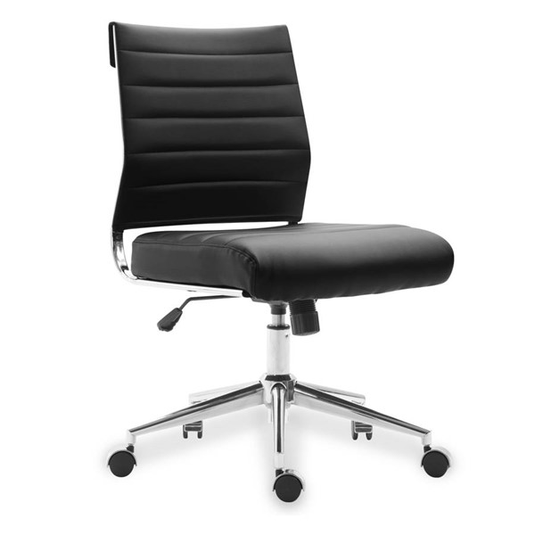 Poly and Bark Tremaine Black Task Chair PNB-PB-371-BLK
