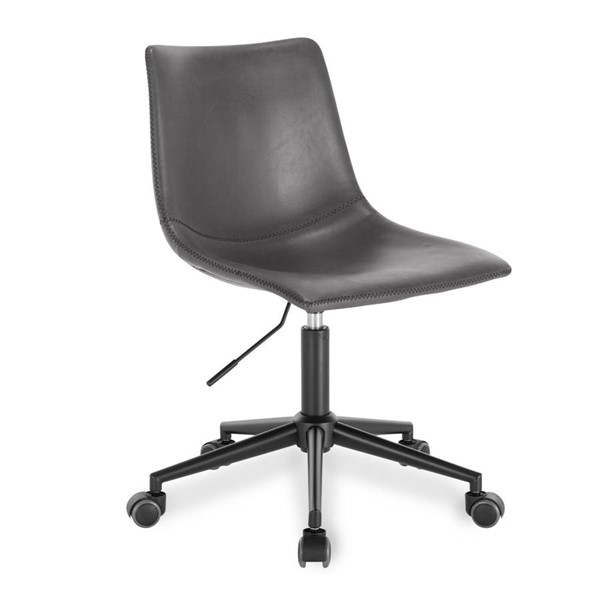 Poly and Bark Paxton Grey Task Chair PNB-PB-OF-C463-01
