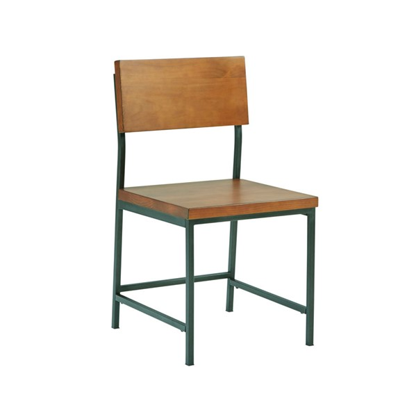 Progressive Furniture Sawyer Wood Metal Dining Chairs PRG-A103-41-DCH-VAR