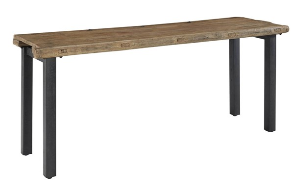 Progressive Furniture Haven Reclaimed Door Console Table PRG-A192-70