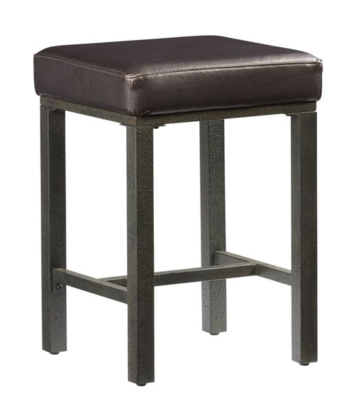 Progressive Furniture Harris Black Counter Height Stool PRG-A198-43
