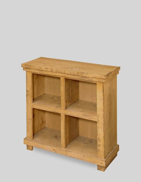 Progressive Furniture Willow Distressed Pine 32 Inch Height Bookcase PRG-A728-32P