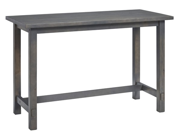Progressive Furniture Mesa Gray Computer Desk PRG-A780-71G
