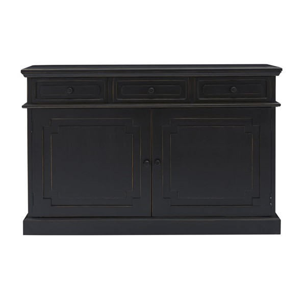 Progressive Furniture Eli Black Credenza PRG-A798-73