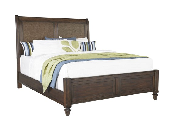 Progressive Furniture Coronado Brown King Panel Bed PRG-B130-94-95-78