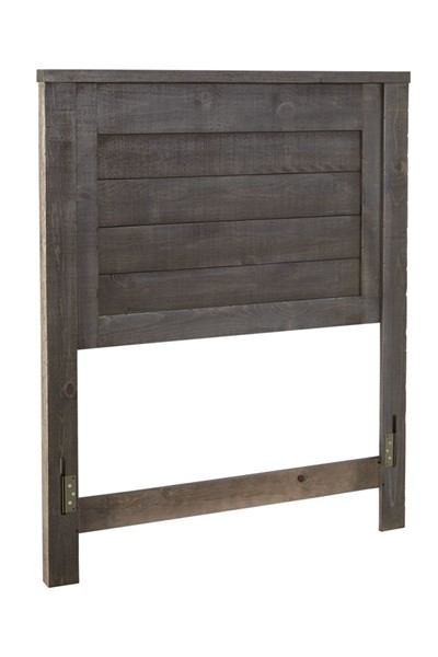 Progressive Furniture Wheaton Charcoal Twin Headboard PRG-B622-25