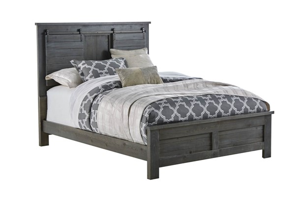 Progressive Furniture Lucerne Charcoal Beds PRG-B656-BED-VAR