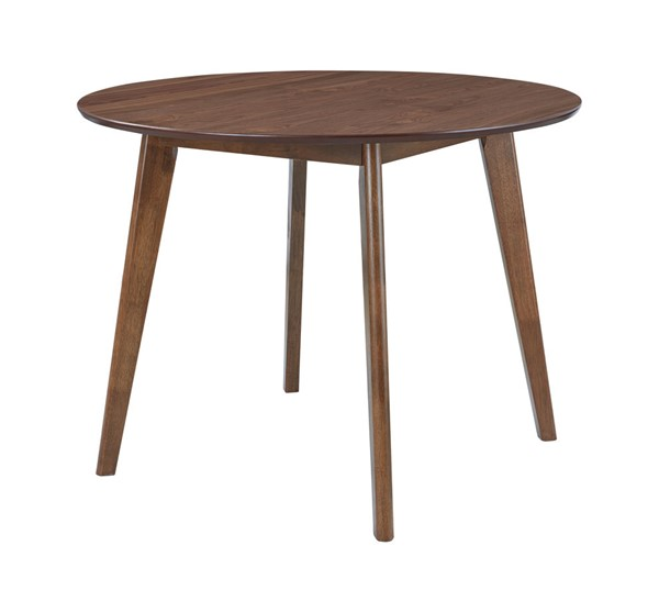 Progressive Furniture Arcade Brown Round Dining Table PRG-D829-13